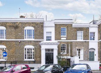 Barnsbury Park, London N1. 3 bed flat for sale
