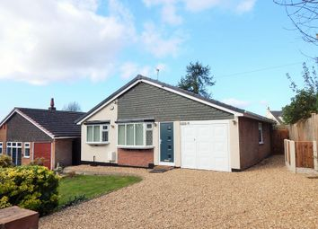 Thumbnail 3 bed detached bungalow for sale in Sycamore Hill, Cannock Wood