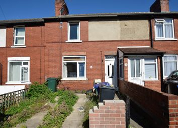 2 bed terraced house for sale in Church Road, Edlington, Doncaster DN12