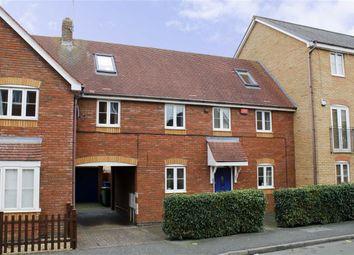 Thumbnail 4 bed terraced house for sale in Stoneleigh Court, Westcroft, Milton Keynes, Bucks