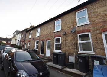 Thumbnail Terraced house to rent in Woodside Road, Tonbridge