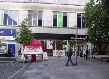 Thumbnail Retail premises to let in 74 New George Street, Plymouth, Devon