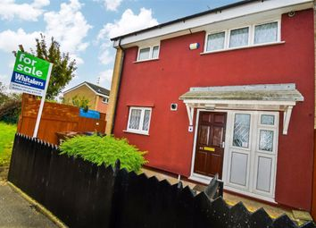 Thumbnail 2 bed end terrace house for sale in Enstone Garth, Bransholme, Hull