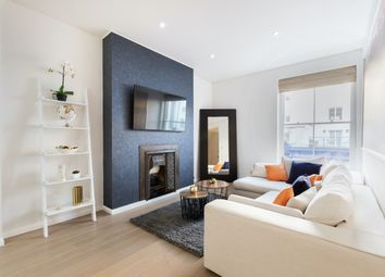 Thumbnail 3 bed flat to rent in Abingdon Road, London
