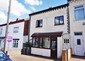 Thumbnail 4 bed end terrace house for sale in Victoria Road, Birmingham
