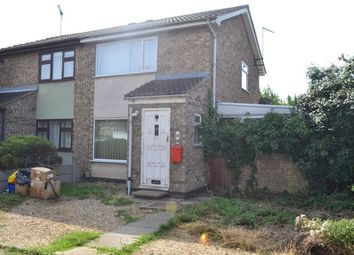 Thumbnail 2 bed semi-detached house for sale in Langley, Bretton, Peterborough, Cambridgeshire