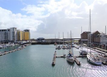 Thumbnail 2 bed flat for sale in Madeira Way, Eastbourne