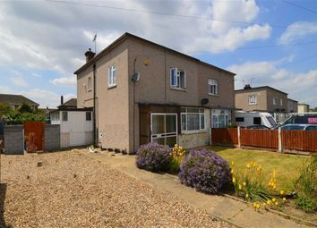 Thumbnail 3 bed semi-detached house for sale in Thomas Bata Avenue, East Tilbury, Essex