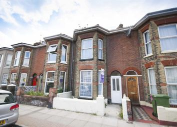 Thumbnail 4 bed terraced house to rent in Lawrence Road, Southsea