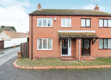 Thumbnail 3 bed property for sale in Main Street, North Frodingham, Driffield