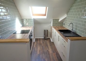 Thumbnail 1 bed flat to rent in Clive Place, Penarth