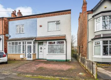 3 bed semi-detached house for sale in Norfolk Road, Erdington, Birmingham B23
