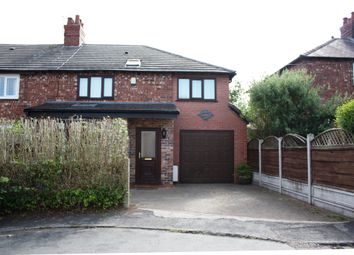 Thumbnail 4 bed detached house to rent in Oak Road, Lymm, Lymm