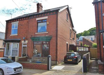 Thumbnail 4 bed semi-detached house for sale in Onslow Road, Greystones, Sheffield