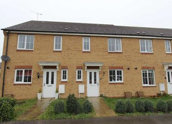 Thumbnail 3 bed terraced house for sale in Johnson Drive, Leighton Buzzard