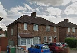 Thumbnail 3 bed semi-detached house to rent in Warneford Road, Queensbury, London