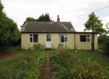 Thumbnail 3 bed detached bungalow for sale in Middle Road, Blo Norton, Diss