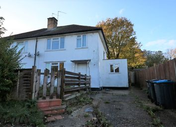 Thumbnail 3 bed semi-detached house for sale in Heathfield Vale, South Croydon