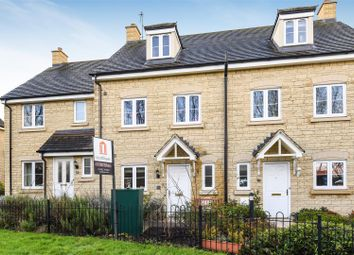 Thumbnail 3 bed terraced house for sale in Park View Lane, Witney