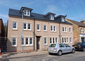 Thumbnail 4 bedroom town house for sale in High Street, Fletton, Peterborough