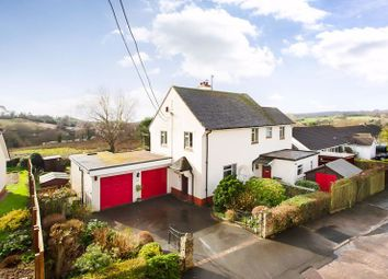 4 bed detached house for sale in Otter Close, Tipton St. John, Sidmouth EX10