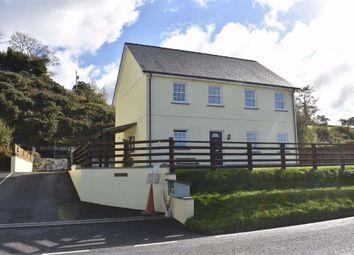 5 bed detached house for sale in Pencarreg, Llanybydder SA40