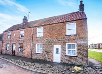 Thumbnail 3 bed terraced house for sale in Skipsea Road, Beeford