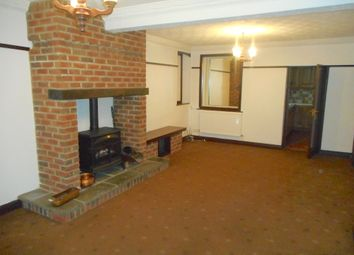 Thumbnail 3 bed end terrace house for sale in Mill Street, Tonyrefail