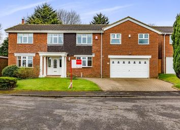 Thumbnail 6 bedroom detached house for sale in Brass Wynd, Nunthorpe, Middlesbrough