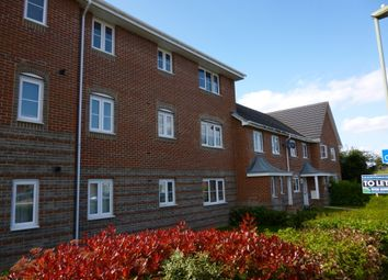 Thumbnail 2 bed flat to rent in Wiltshire Crescent, Worting, Basingstoke