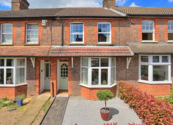 Thumbnail 2 bed terraced house for sale in Cornwall Road, Harpenden