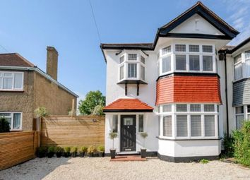 Thumbnail 3 bed semi-detached house for sale in White Horse Hill, Chislehurst