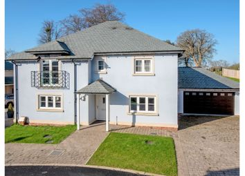 Thumbnail 5 bed detached house for sale in South Drive, Taunton