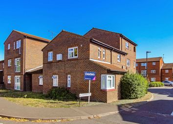 Thumbnail 1 bed flat for sale in Stanborough Close, Hampton