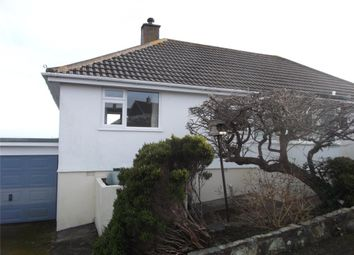 Thumbnail 3 bed detached bungalow for sale in Pengwel, Newlyn, Penzance, Cornwall