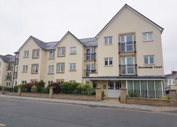 Thumbnail 2 bed flat for sale in Stoneleigh Court, John Street, Porthcawl
