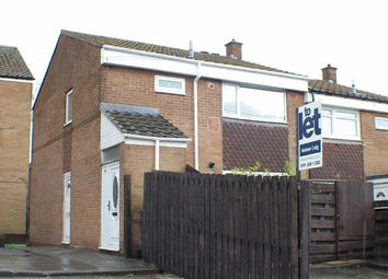 Thumbnail 1 bed flat to rent in Halstead Place, South Shields