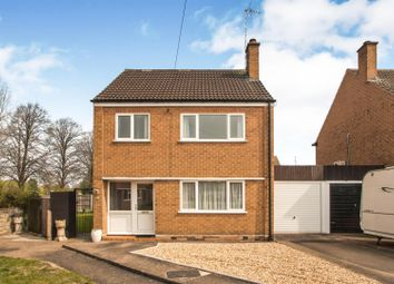 Thumbnail 3 bed detached house for sale in Lune Close, Attenborough, Nottingham