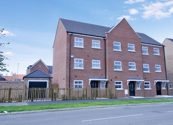 Thumbnail 4 bed end terrace house for sale in Church Lane, Stanway, Colchester