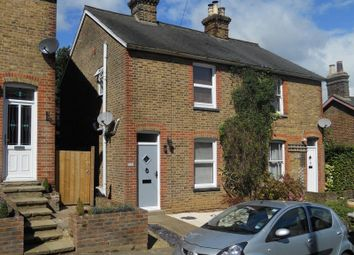 Thumbnail 2 bed semi-detached house for sale in Barfields, Bletchingley, Redhill