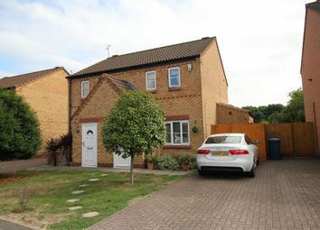 Thumbnail 2 bed semi-detached house for sale in Leahurst Road, West Bridgford, Nottingham