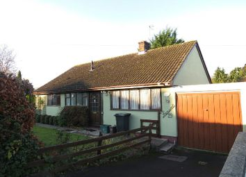 Thumbnail 2 bed detached bungalow for sale in Woodborough Drive, Winscombe