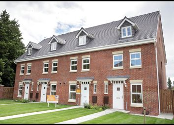 """Thumbnail 3 bedroom end terrace house for sale in """"Norbury"""" at Red Lodge Link Road, Red Lodge, Bury St. Edmunds"""