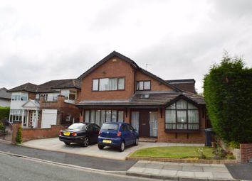 Thumbnail 7 bed detached house for sale in Wentworth Avenue, Whitefield, Manchester