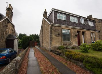 Thumbnail 3 bed semi-detached house for sale in Duke Street, Denny, Stirlingshire