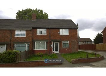 Thumbnail 4 bedroom end terrace house to rent in Ilford Road, Stockton On Tees