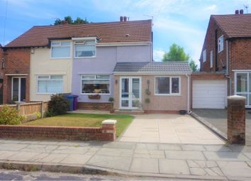 Thumbnail 4 bed semi-detached house for sale in Rosefield Road, Liverpool
