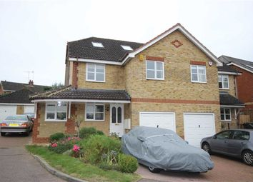 Thumbnail 4 bedroom semi-detached house for sale in Otterton Close, Harpenden, Hertfordshire