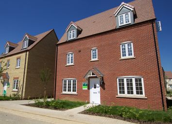 "Thumbnail 5 bed detached house for sale in ""The Kingsthorpe"" at Whitelands Way, Bicester"