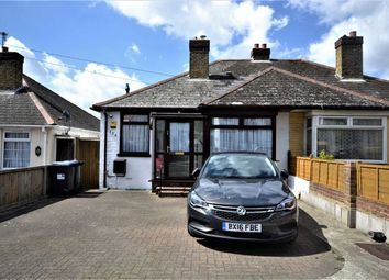 Thumbnail 2 bed semi-detached bungalow for sale in Margate Road, Ramsgate, Kent